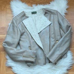 Maude Crème Jacket